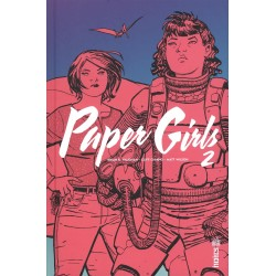 Paper Girls T.2