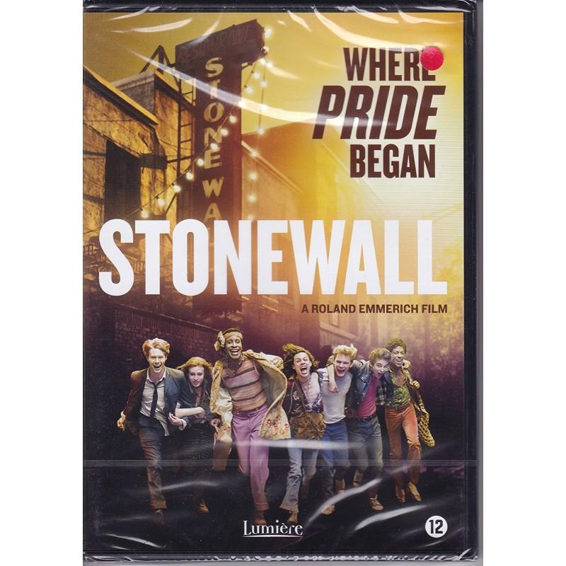 Stonewall (import avec VO anglais et sous-titres français)