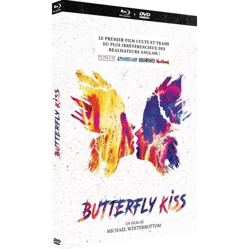 Butterfly Kiss (Edition collector limitée DVD+Blu Ray)