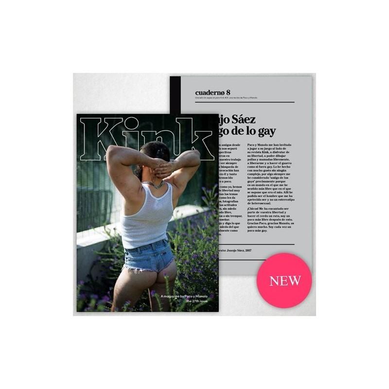 Kink n°27 + Cuadernos 8
