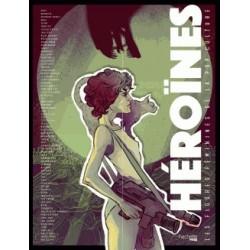 Héroïnes. Les figures féminines de la pop culture