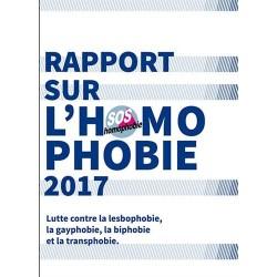 Rapport sur l'homophobie 2017