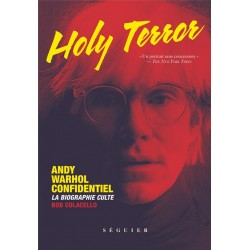 Holy terror. Andy Warhol...
