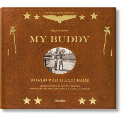 My buddy. World War II Laid...