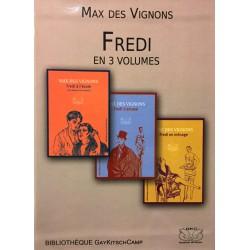 Coffret Fredi (3 Volumes)