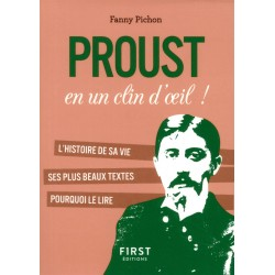 Proust en un clin d'oeil