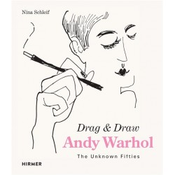 Andy warhol. Drag & draw....