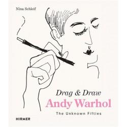 Andy warhol. Drag & draw....