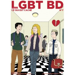 La revue LGBT BD n°7 : Ce...