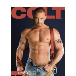 Calendrier 2019 Colt Men