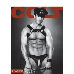 Calendrier 2019 Colt Leather