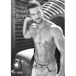 Calendrier 2019 Dream Boys