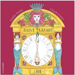 Saint Lazare, 18h
