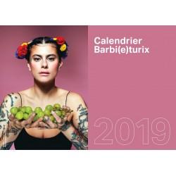 Calendrier Barbi(e)turix 2019