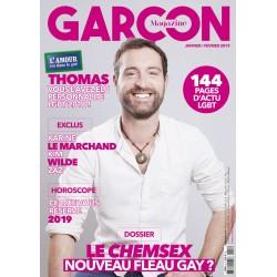Garçon Magazine n°19