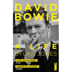 David Bowie : a life...