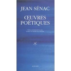 Oeuvres poétiques (préface...