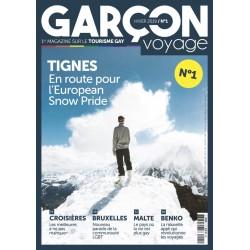 Garçon Voyage n°1 Hiver 2019