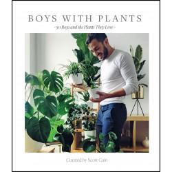 Boys with plants : 50 boys...