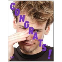 Congrats ! N°5 : Fragile
