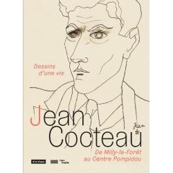 Jean Cocteau. Dessins d'une...