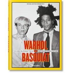 Warhol on Basquiat (édition...