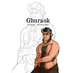 Tel une bête - Artbook Ghuraok