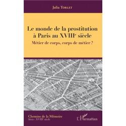 Le monde de la prostitution...
