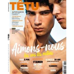 Têtu n°220 (Automne 2019)