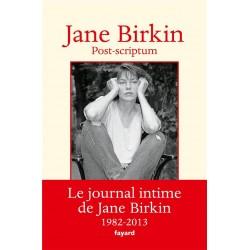 Post-Scriptum. Journal...