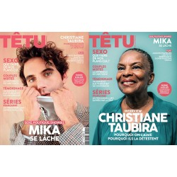 Têtu n°221 (Hiver 2019-2020)