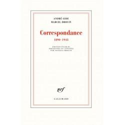 Correspondance 1890-1943