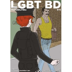 La revue LGBT BD n°9 :...