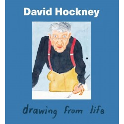 David Hockney Drawing from...