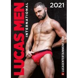 Calendrier 2021 Lucas Men...