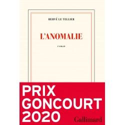 L'Anomalie - Prix Goncourt...
