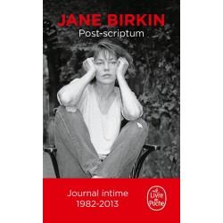 Post-Scriptum de Jane Birkin