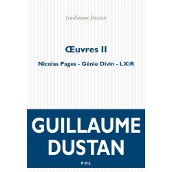 Oeuvres t.2 - Nicolas Pages...