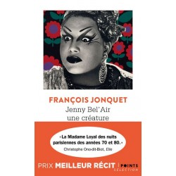 Jenny Bel'air, une créature