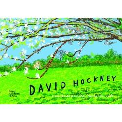 David Hockney. L'arrivée du...
