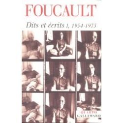 Dits et Ecrits, tome 1 : 1954-1975