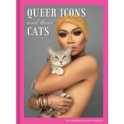 Queer icons and their cats...