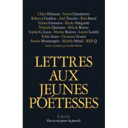 Lettres aux jeunes poétesses