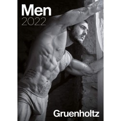 Calendrier Men Gruenholtz 2022
