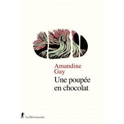 Une poupee en chocolat