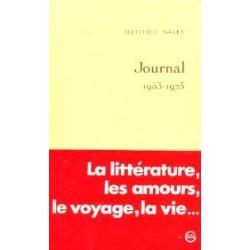 Journal 1953-1973