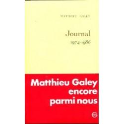 Journal 1974-1986