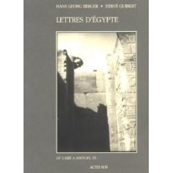 Lettres d'Egypte