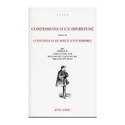 Confessions d'un inverti-né - Confidences et aveux d'un parisien