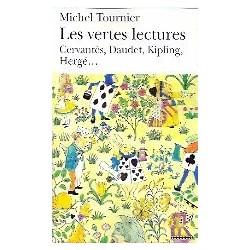 Les vertes lectures - Cervantès, Daudet, Kipling, Hergé...